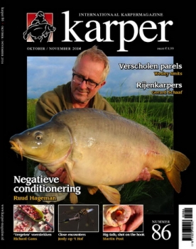 Karper 86, iOS & Android  magazine
