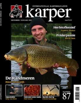 Karper 87, iOS & Android  magazine