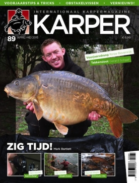 Karper 89, iOS & Android  magazine