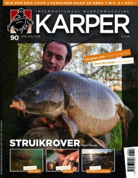 Karper 90, iOS, Android & Windows 10 magazine