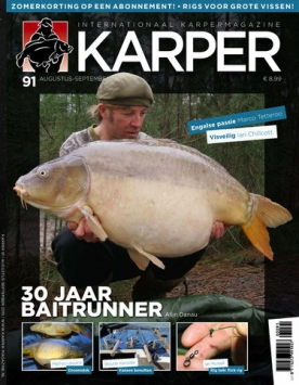 Karper 91, iOS & Android  magazine