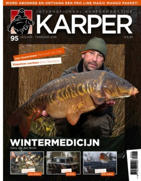Karper 95, iOS & Android  magazine