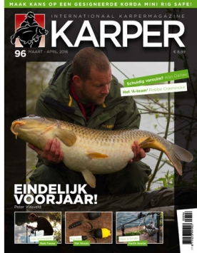 Karper 96, iOS & Android  magazine