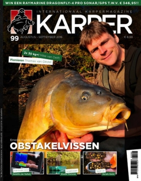 Karper 99, iOS & Android  magazine