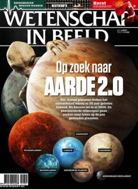 Wetenschap in beeld 1, iOS, Android & Windows 10 magazine