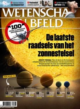 Wetenschap in beeld 5, iOS & Android  magazine