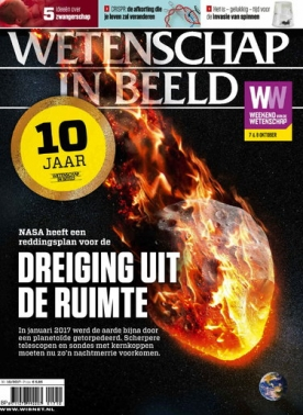 Wetenschap in beeld 10, iOS, Android & Windows 10 magazine