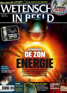 Wetenschap in beeld 9, iOS & Android  magazine