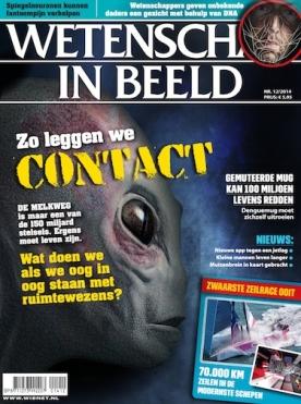 Wetenschap in beeld 12, iOS & Android  magazine