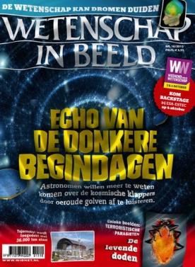 Wetenschap in beeld 10, iOS & Android  magazine