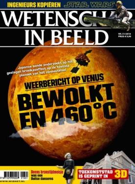 Wetenschap in beeld 1, iOS & Android  magazine