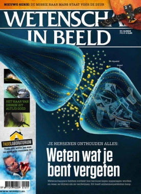 Wetenschap in beeld 11, iOS & Android  magazine
