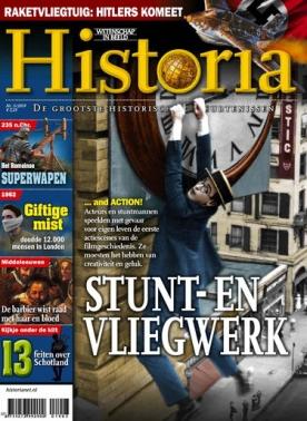 Historia 3, iOS & Android  magazine