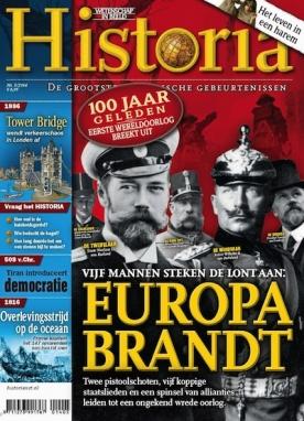 Historia 5, iOS, Android & Windows 10 magazine