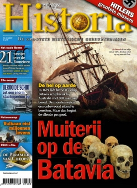 Historia 8, iOS, Android & Windows 10 magazine
