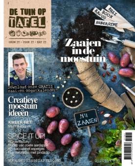 De tuin op tafel 1, iOS, Android & Windows 10 magazine