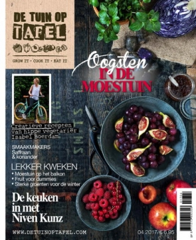 De tuin op tafel 4, iOS, Android & Windows 10 magazine