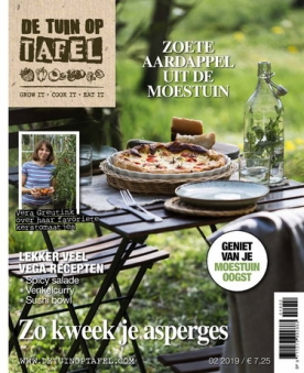 De tuin op tafel 2, iOS & Android  magazine