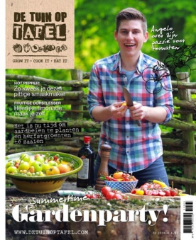 De tuin op tafel 3, iOS, Android & Windows 10 magazine