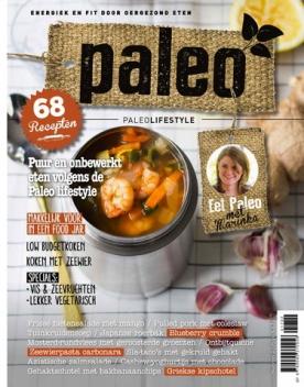 Paleo Lifestyle Magazine 2, iOS, Android & Windows 10 magazine