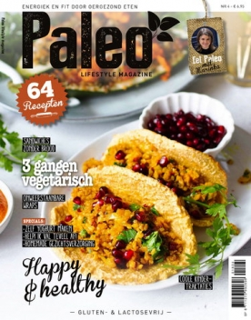 Paleo Lifestyle Magazine 4, iOS & Android  magazine