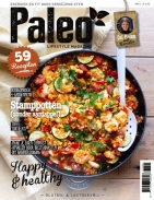 Paleo Lifestyle Magazine 5, iOS, Android & Windows 10 magazine