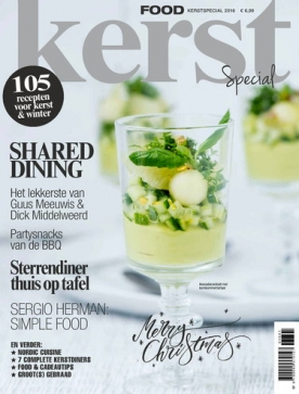 Food! 2, iOS & Android  magazine
