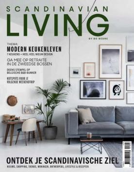 Scandinavian Living 4, iOS & Android  magazine