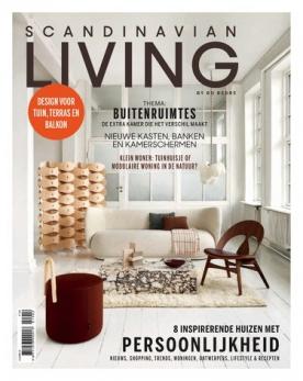 Scandinavian Living 2, iOS & Android  magazine