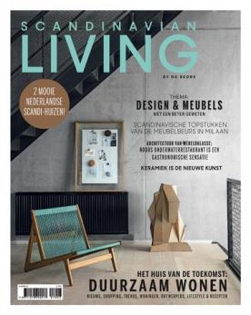 Scandinavian Living 3, iOS & Android  magazine