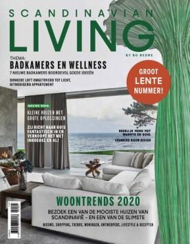 Scandinavian Living 1, iOS & Android  magazine