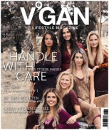 V'gan Lifestyle Magazine 3, iOS & Android  magazine