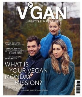 V'gan Lifestyle Magazine 1, iOS & Android  magazine