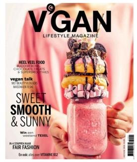 V'gan Lifestyle Magazine 2, iOS & Android  magazine
