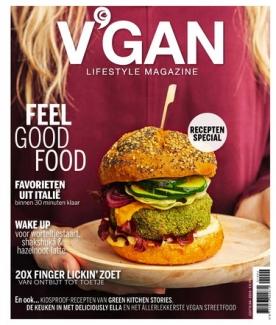 V'gan Lifestyle Magazine 4, iOS & Android  magazine