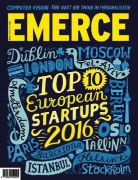 Emerce 153, iOS & Android  magazine