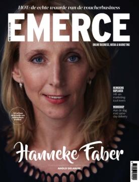Emerce 155, iOS & Android  magazine