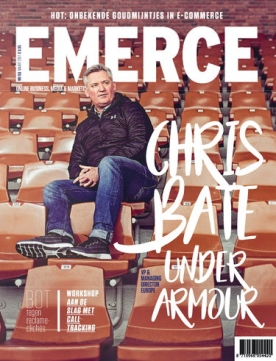 Emerce 156, iOS, Android & Windows 10 magazine