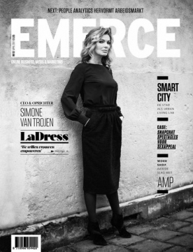 Emerce 157, iOS, Android & Windows 10 magazine