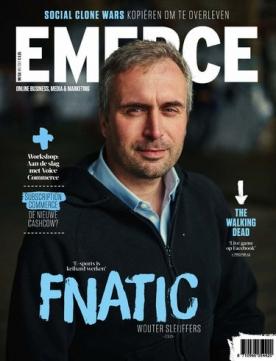 Emerce 158, iOS, Android & Windows 10 magazine