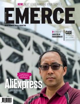 Emerce 160, iOS, Android & Windows 10 magazine