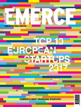 Emerce 162, iOS, Android & Windows 10 magazine