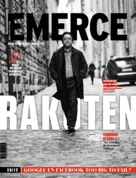 Emerce 163, iOS & Android  magazine