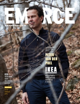 Emerce 165, iOS, Android & Windows 10 magazine