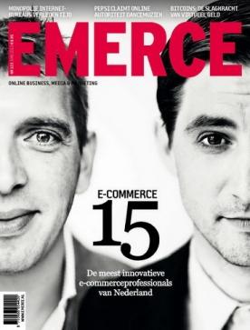 Emerce 123, iOS, Android & Windows 10 magazine