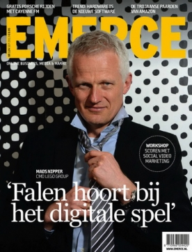 Emerce 124, iOS & Android  magazine