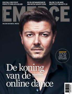 Emerce 125, iOS, Android & Windows 10 magazine