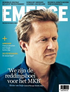 Emerce 130, iOS, Android & Windows 10 magazine