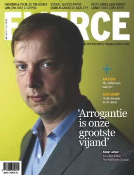 Emerce 131, iOS & Android  magazine