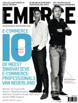 Emerce 132, iOS & Android  magazine